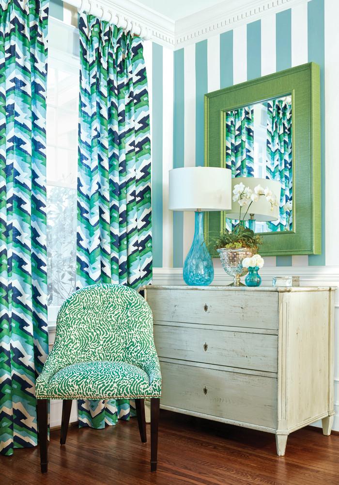 Summer Stripe - Turquoise