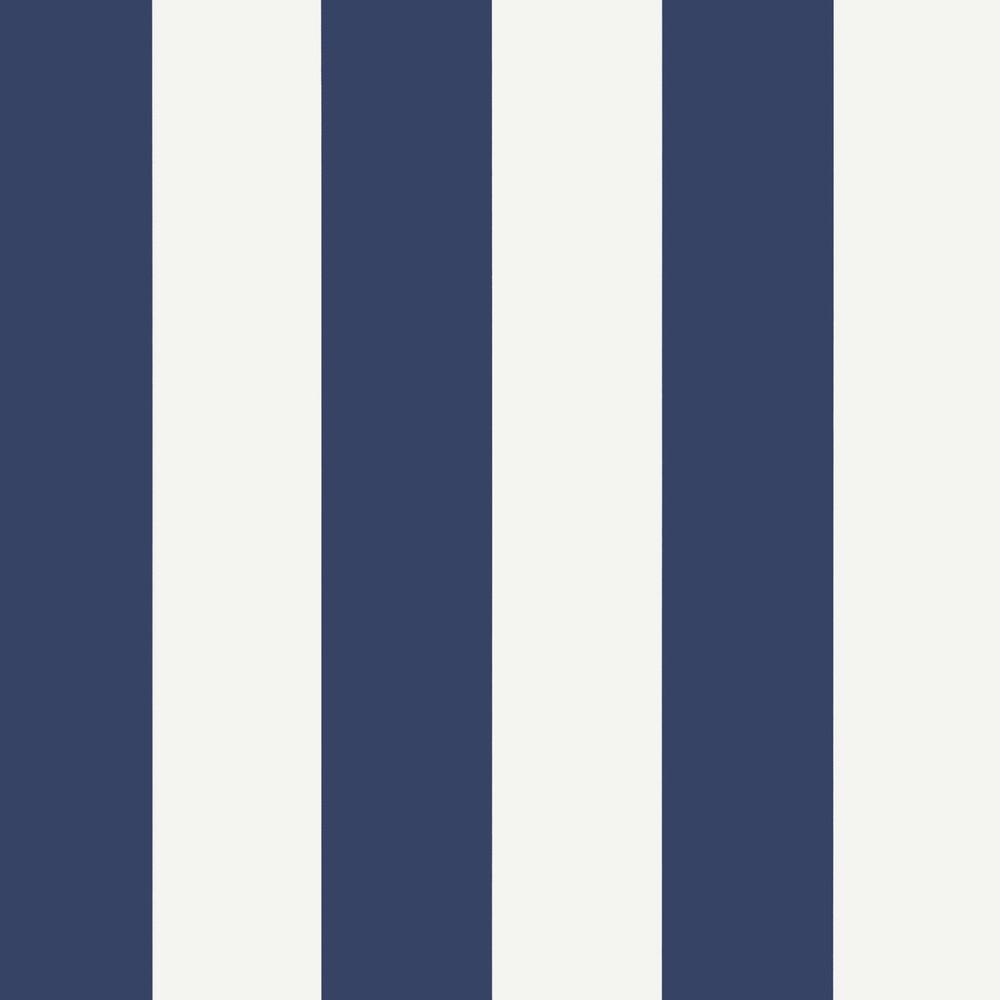 Summer Stripe - Navy Blue