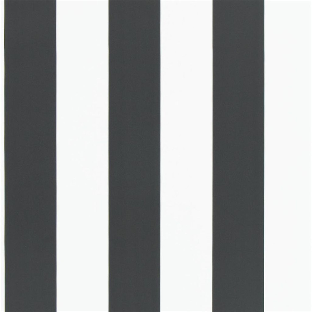 Ralph Lauren Spalding Stripe - Black / White