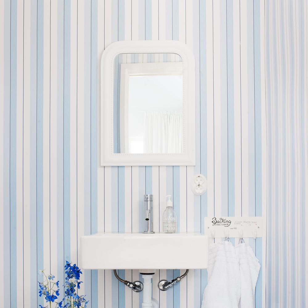 Ralph Lauren Aiden Stripe - Blue / Navy / White