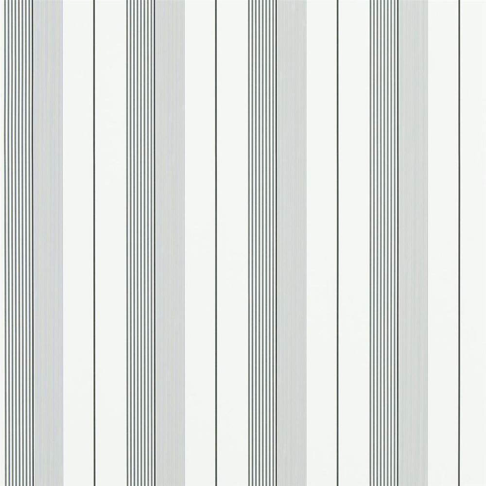 Ralph Lauren Aiden Stripe - Black / Grey / White