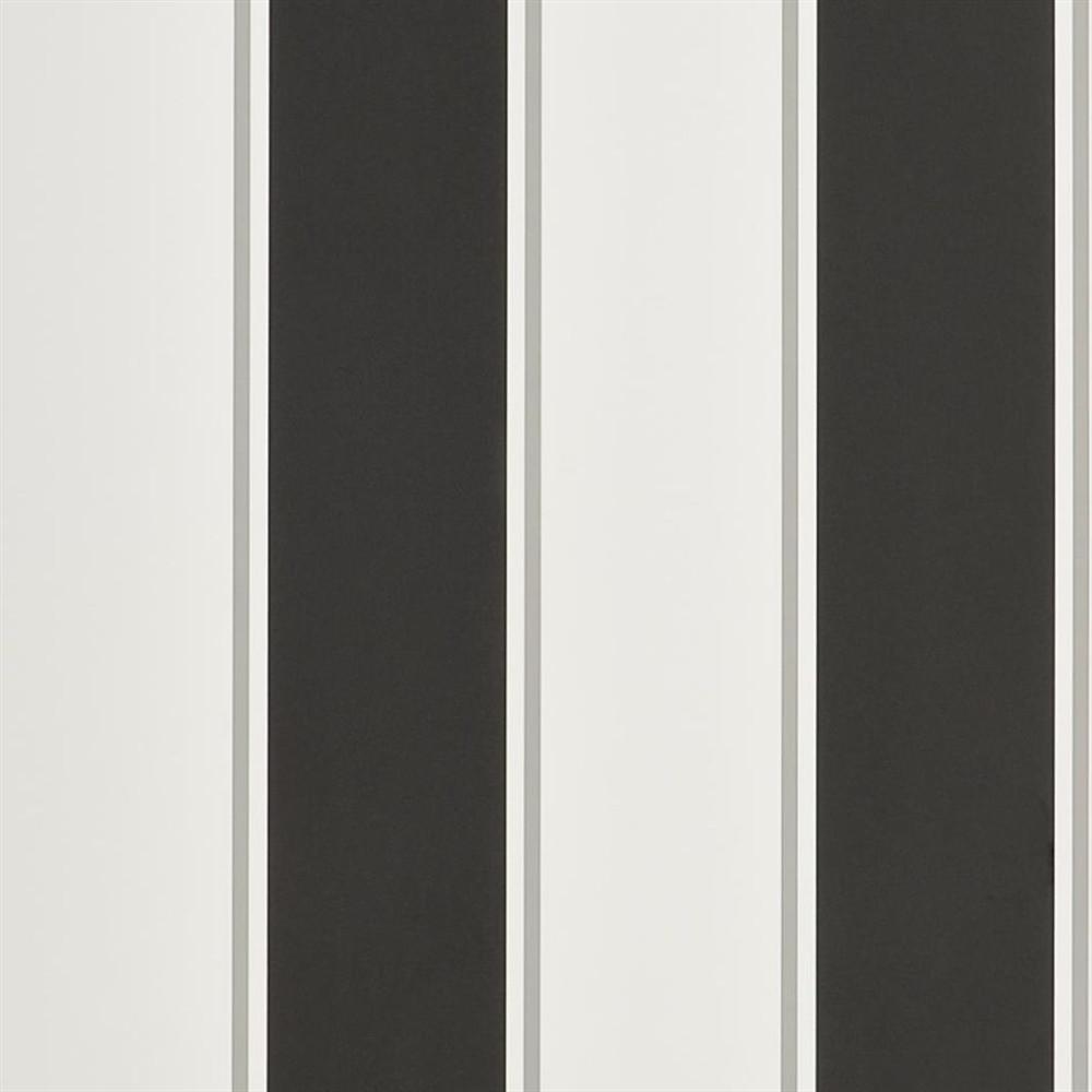 Ralph Lauren Mapleton Stripe - Carbon