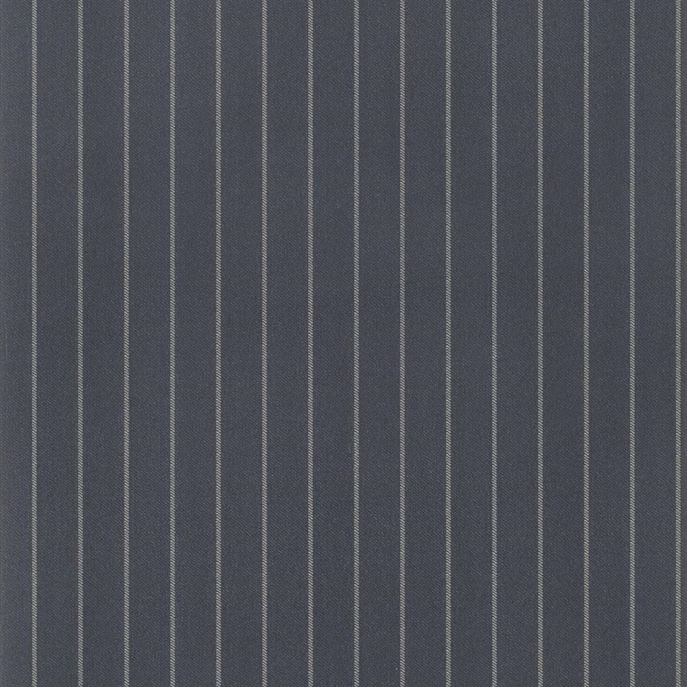 Ralph Lauren Langford Chalk Stripe - Navy