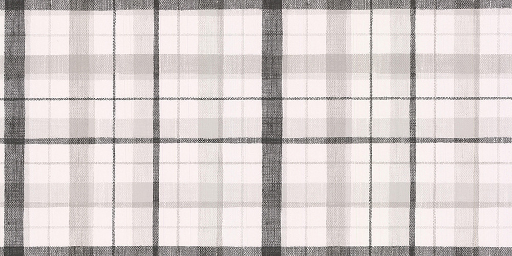 Country Check - Black / Grey