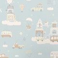 ABOVE THE CLOUDS - SOFT BLUE
