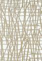 Mori -  White / Metallic Gold