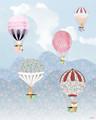 Mural - Happy Balloon (5.0m X 2.5m)