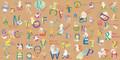 Mural - Animals A-z (4.0m X 2.5m)