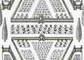 AERIAL GARDEN - MONOCHROME