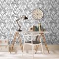 Botanical - Shadow Wallpaper