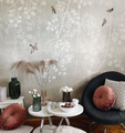 Mural - Bohemian Birds (Per Sqm)