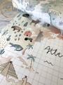 Mural - World Traveler (Per Sqm)