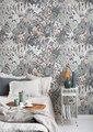 Mural - Tanglewood Forest Silver Ash (Per Sqm)