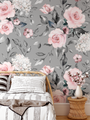 Mural - Rosanna Grey (Per Sqm)