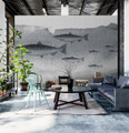 MURAL - INTO THE BLUE 3 (4m x 2.7m)