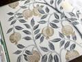 Anaar Tree - Charcoal / Gold