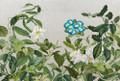 Mural - Botanic Sketch Grey (4m X 2.7m)