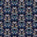 LEOPARD LUXE - BLUE