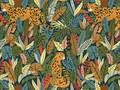 Mural - Cheetah Khaki Multi(Per Sqm)