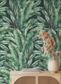 Mural - Fusion Leaves(Per Sqm)