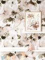 Mural - Watercolour Butterfly Blush(Per Sqm)