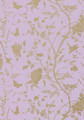 LIANG - LAVENDER / GOLD (1 ROLL AVAIL.)
