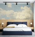 Mural - Blue Sky (Per Sqm)