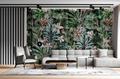 Mural - Jungle Distressed (Per Sqm)
