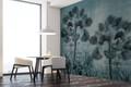 Mural - Urban Jungle Blue (Per Sqm)
