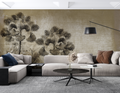 Mural - Urban Jungle Brown (Per Sqm)