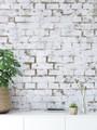 Mural - Bricks Chipped Warm (Per Sqm)