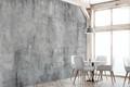 Mural - Concrete Warehouse Grey (Per Sqm)