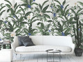 Mural - Tropicana Blue (Per Sqm)