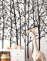 Mural - Silhouette Mono (Per Sqm)