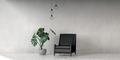 Mural - Polished Concrete Light Grey (Per Sqm)