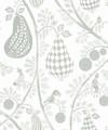 Fruit Garden - White / Green
