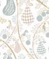 Fruit Garden - White / Multi