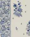 Korond Floral - Indigo