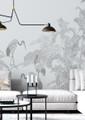 Mural - Crane Toile Greige(Per Sqm)