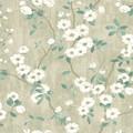 Spring Flower - Sage Green