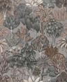 Botany Tree - Mud Grey / Peach