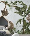 Mural - Whimsy Jungle II (Per Sqm)
