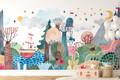 Mural - An Adventurous Mind (Per Sqm)