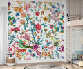 Mural - Daydreaming White (Per Sqm)