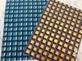 Mosaic - Slate Blue