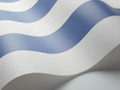 Glastonbury Stripe - Blue
