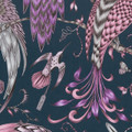 Audubon - Navy Blue / Pink