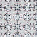 ANCHOR TILE - RED / WHITE / BLUE