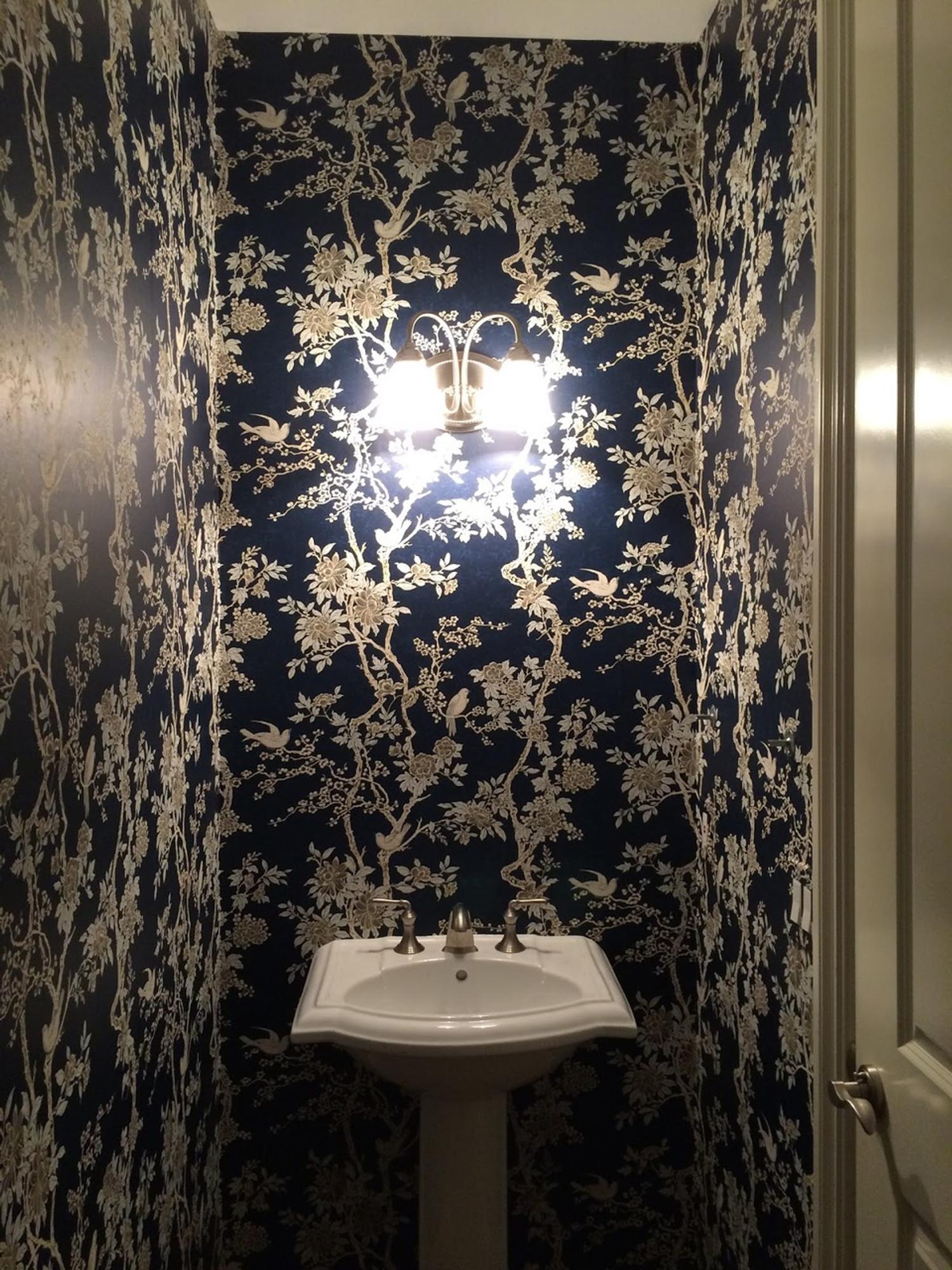 Ralph Lauren Home Marlowe Floral Wallpaper PRL048/04