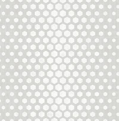 Hexagon Ombre - Grey